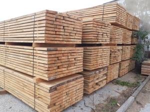 Spracovanie dreva, stavebné rezivo - Píla Hnát